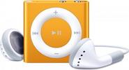 Новый в заводской упаковке оригинальный Цифровой плейер Apple iPod Shuffle 2GB золотистый, США